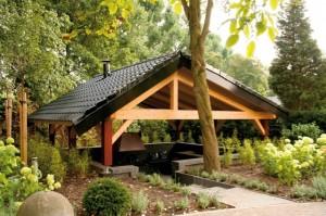Ausgefallene Gartenhäuser und Gartenhütten - Holz-Schröer Magazin