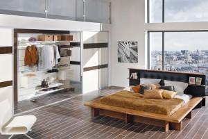 Begehbarer Kleiderschränke – bieten mehr Platz als man denkt und passen in jede Wohnung