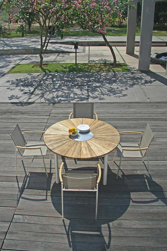 Zebra Gartenmöbel - Tische