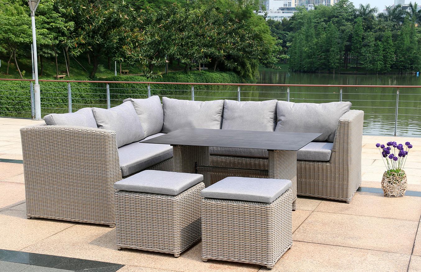 Holz-Schröer Gartenmöbel – Lounge von Zebra