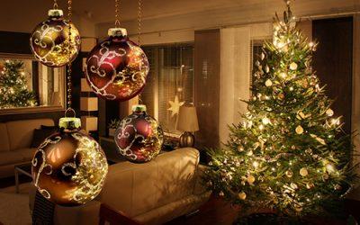 Weihnachtsbaumverleih bei Holz Schröer 2016
