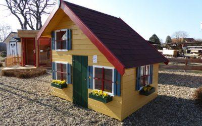 Der eigene Spielplatz – so wird der Garten zum Kinderparadies