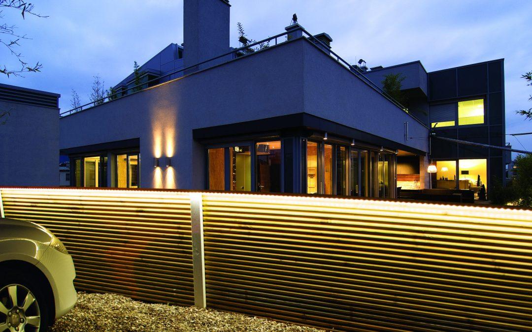 Garten- und Sichtschutzzaun aus Dänemark