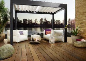 Holz von Kebony – ideal für Ihre Holzterrasse