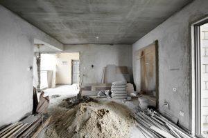 1. Zu viele oder große Renovierungsprojekte
