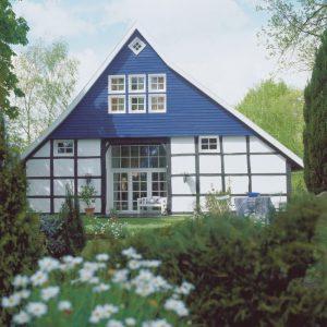 Holzfassaden: Schön und praktisch.